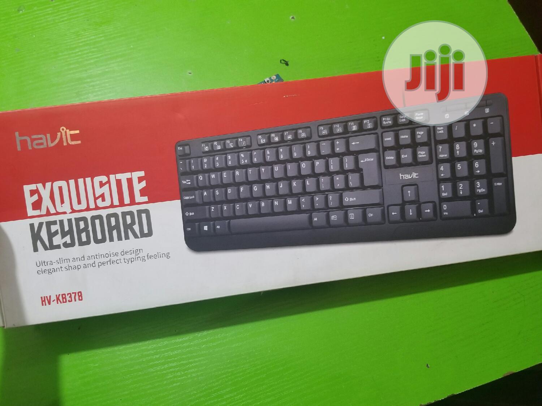 Havit Ultra Slim Keyboard