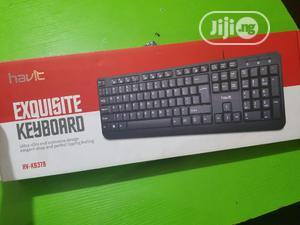 Havit Ultra Slim Keyboard   Computer Accessories  for sale in Abuja (FCT) State, Maitama