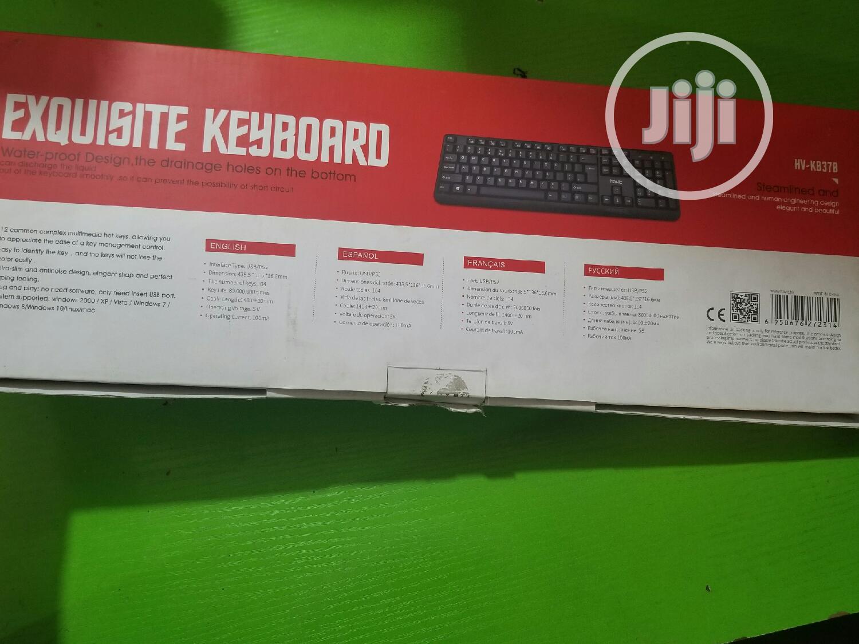 Havit Ultra Slim Keyboard   Computer Accessories  for sale in Maitama, Abuja (FCT) State, Nigeria