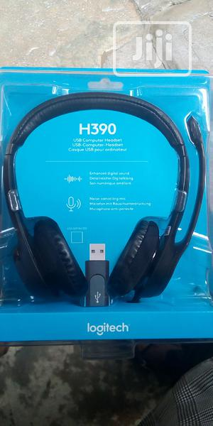 Logitech Headset H390 | Headphones for sale in Lagos State, Lagos Island (Eko)