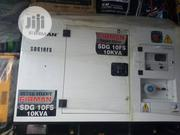 Sumec Firman 10kva Silent-sound Proof DIESEL Generator And Other Brand | Electrical Equipment for sale in Lagos State