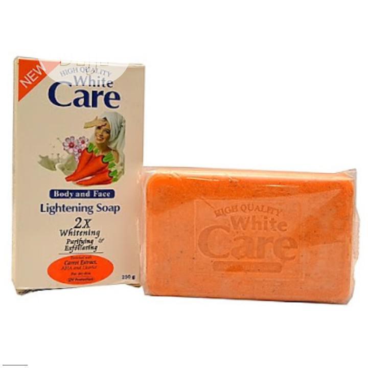 White Care Lightening Soap 250g