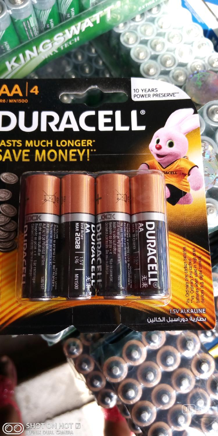 Quality Duracell Battery | Electrical Equipment for sale in Lagos Island, Lagos State, Nigeria