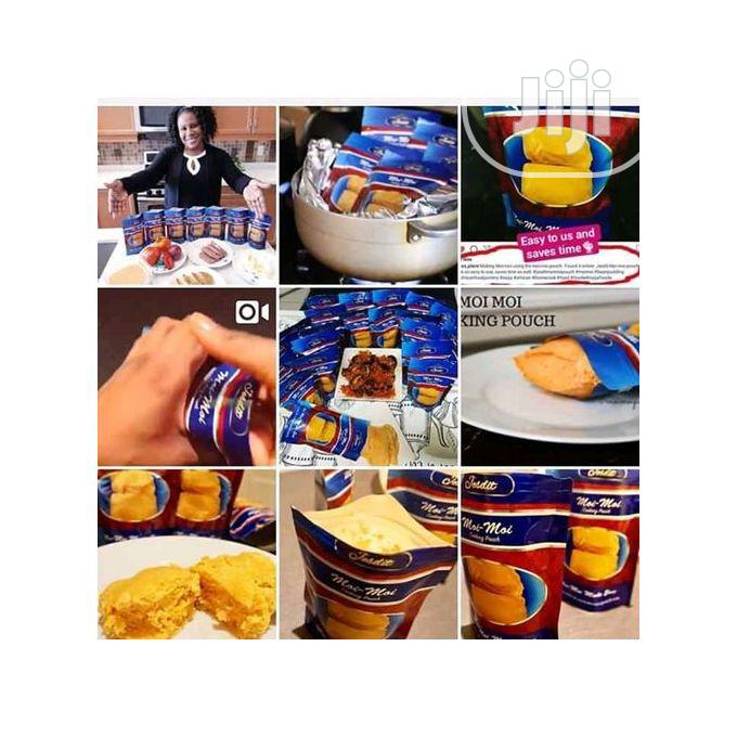 Jesdit Moimoi Cooking Pouch (50 Pieces) | Meals & Drinks for sale in Ipaja, Lagos State, Nigeria
