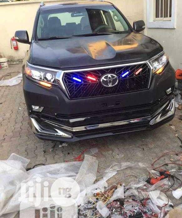 Complete Upgrade Kit Toyota Prado 205 to 2018