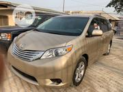 Toyota Sienna 2011 Gold | Cars for sale in Lagos State
