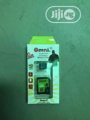 Omni Antivirus High Quality Memory Card 4GB | Accessories for Mobile Phones & Tablets for sale in Lagos State, Ojo