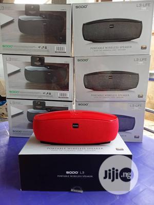 Sodo L3 Portable Wireless Bluetooth Speaker | Audio & Music Equipment for sale in Lagos State, Ikeja