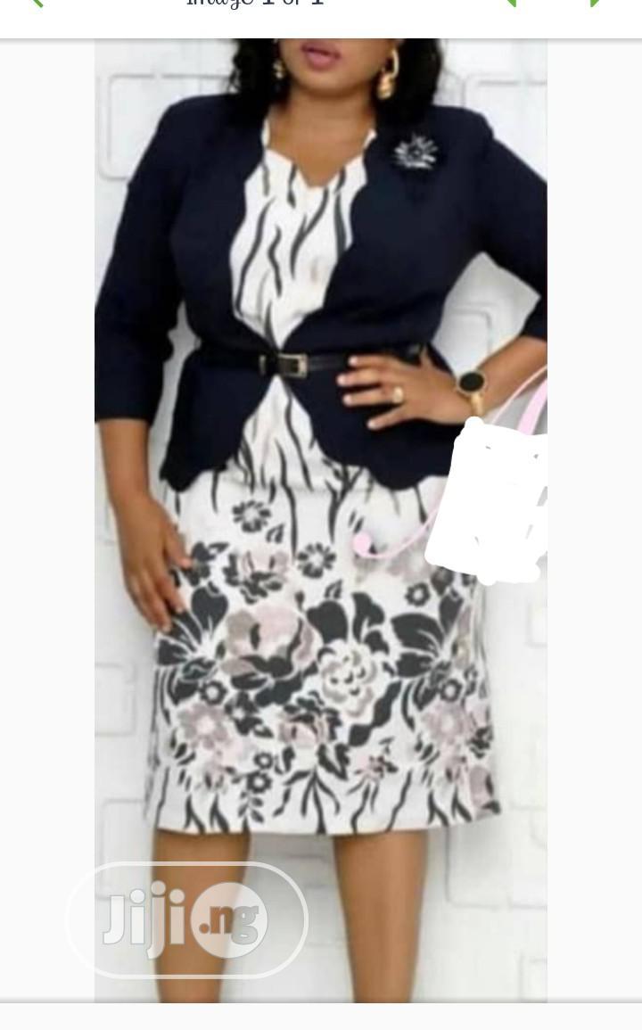 Classic Ladies Dress | Clothing for sale in Ilupeju, Lagos State, Nigeria