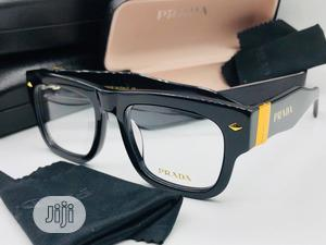 PRADA And Cartier Classic Men Glasses / Spectacles | Clothing Accessories for sale in Lagos State, Lagos Island (Eko)