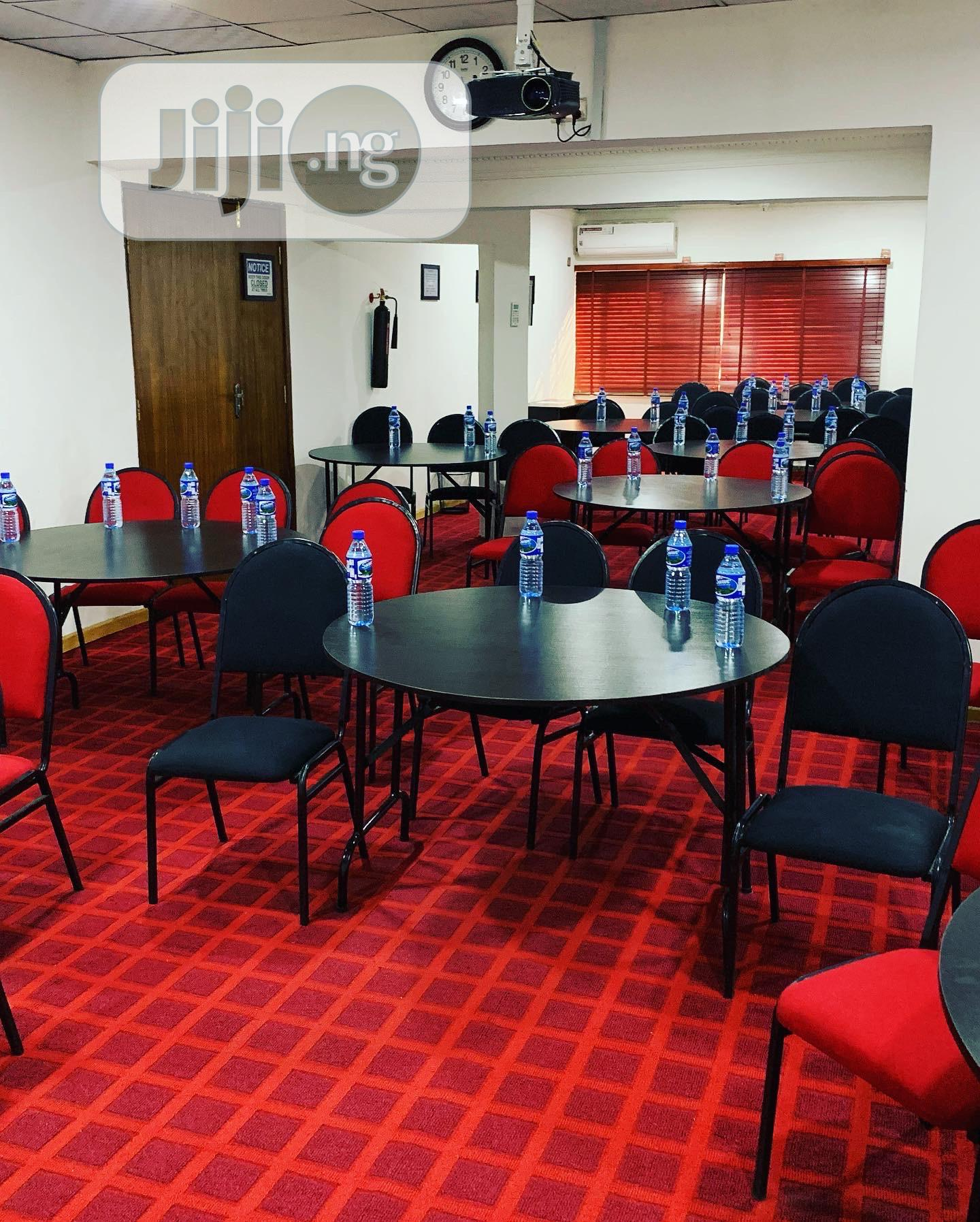 Training Halls, Office Spaces, Coworker Station And Cafe   Party, Catering & Event Services for sale in Wuse 2, Abuja (FCT) State, Nigeria