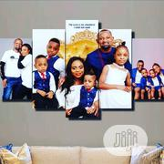 Split Portraits Canvas | Arts & Crafts for sale in Lagos State, Agege
