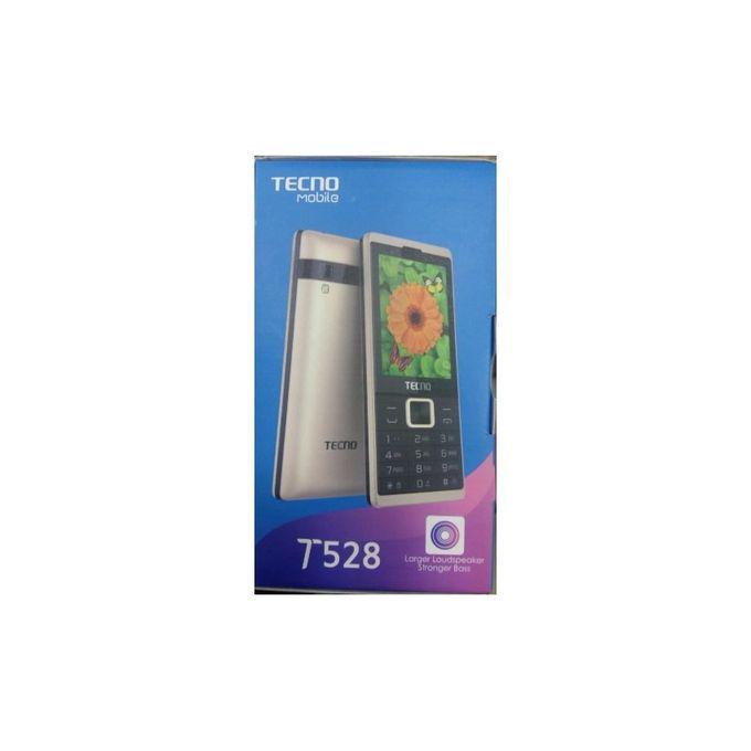 New Tecno T528 Black