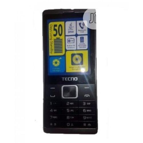 New Tecno T528 Black | Mobile Phones for sale in Ikeja, Lagos State, Nigeria