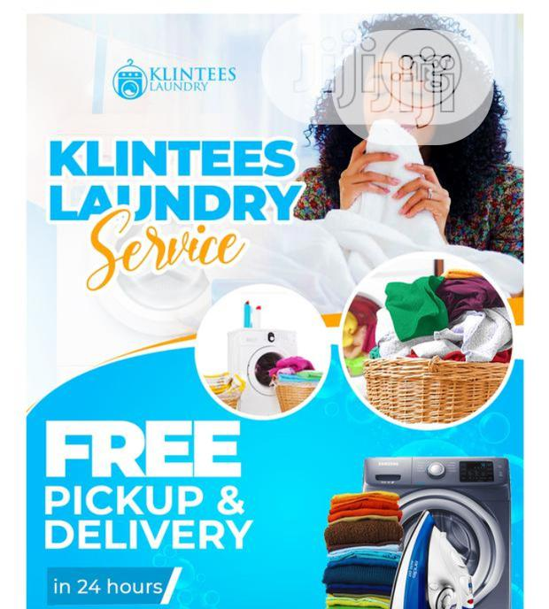 Laundry And Dry Cleaning Service