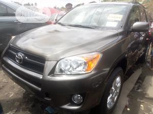 Toyota RAV4 2010 3.5 4x4 Brown | Cars for sale in Lagos State, Apapa