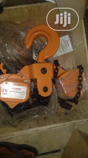 20 Ton Chain Block   Manufacturing Equipment for sale in Lagos State, Lagos Island (Eko)