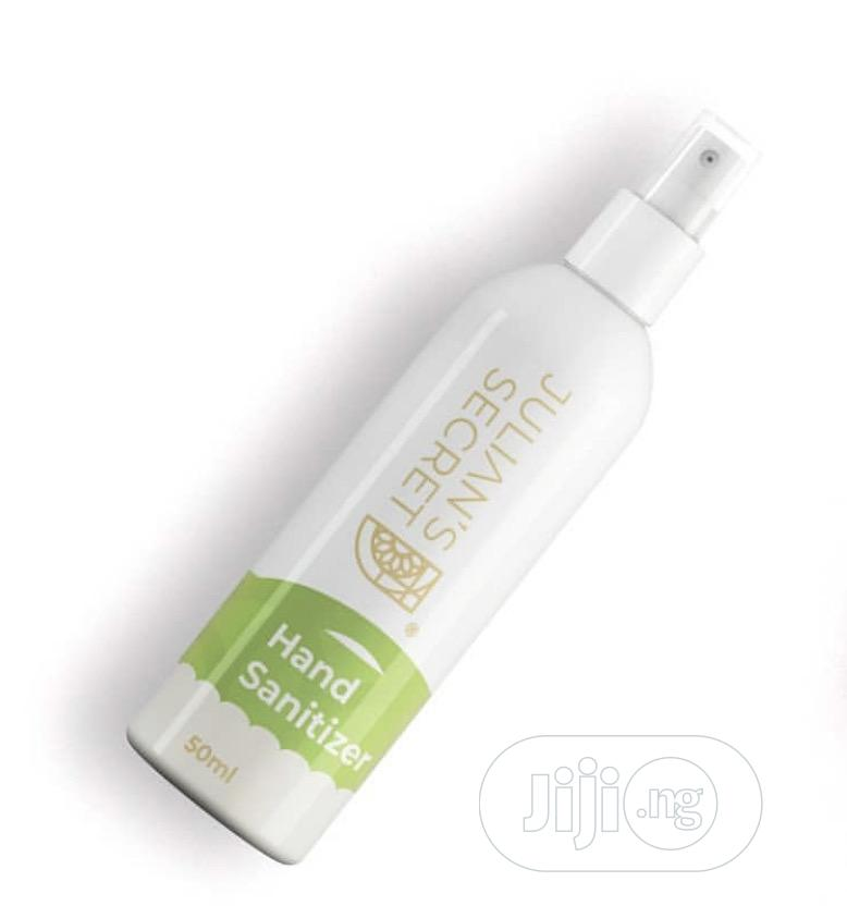 Archive: Scented Spray Hand Sanitizer 50ml