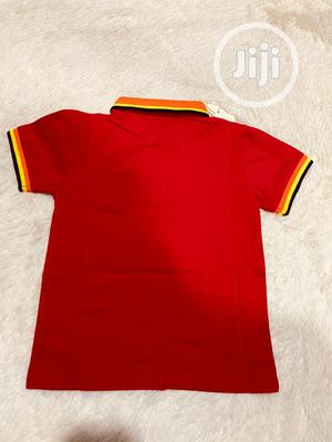 Children Round Neck Polo | Children's Clothing for sale in Lagos State, Ikeja