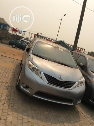 Toyota Sienna 2011 Silver | Cars for sale in Lagos State, Ojodu