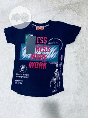 Unique Children Round Neck Polo | Children's Clothing for sale in Lagos State, Ikeja