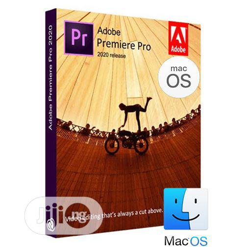 Archive: Adobe Premiere Pro CC For Teams Team New 1 User Level 1 Subscription