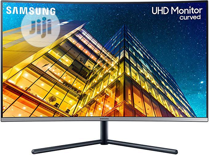 Archive: Samsung Curve 4k Monitor 32inchs