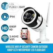 Motion Recording Wi-fi Wireless Bullet IP Smart HD Camera   Security & Surveillance for sale in Lagos State, Ikeja