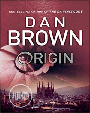 Origin By Dan Brown   Books & Games for sale in Lagos State, Oshodi