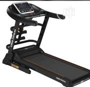 2.5hp Treadmill With Dumbel and Massager | Sports Equipment for sale in Bayelsa State, Brass