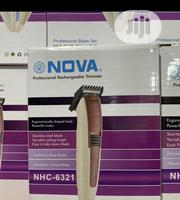 Nova Trimmer Rechargeable | Hair Beauty for sale in Lagos State, Lagos Island