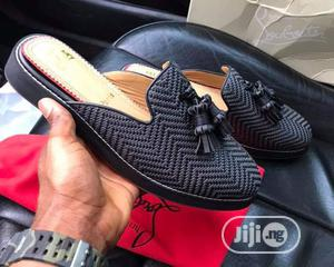 Quality Italian Christian Louboutin Half Shoe   Shoes for sale in Lagos State, Surulere
