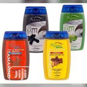 Kuu Spa Tumeric Whitening Body and Face Scrub (Mix) | Skin Care for sale in Lagos State, Amuwo-Odofin