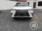 Lexus LX 570 2018 Three-Row White | Cars for sale in Lagos State, Victoria Island