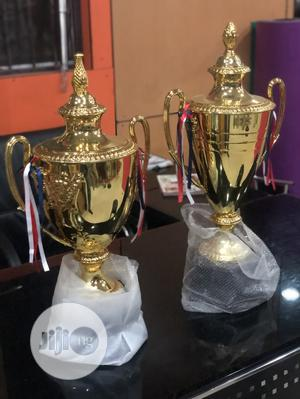 Gold Trophy   Arts & Crafts for sale in Lagos State, Agege