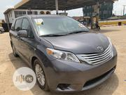 Toyota Sienna 2011 XLE 8 Passenger Gray | Cars for sale in Lagos State, Oshodi-Isolo