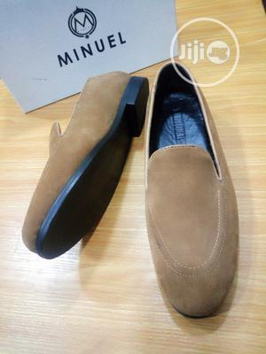 Brown Suede Loafers | Shoes for sale in Lagos State, Mushin
