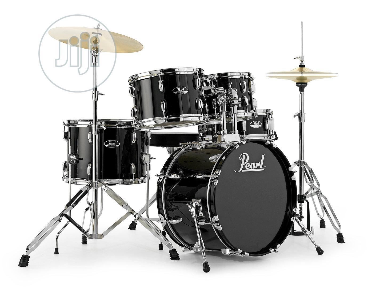 Pearl Drum Road Show
