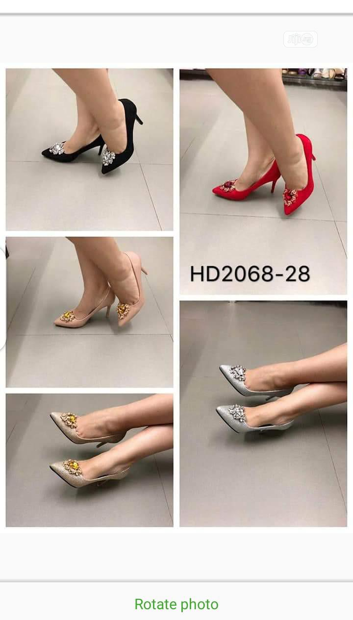 New Quality Female Pump Heel Shoes | Shoes for sale in Amuwo-Odofin, Lagos State, Nigeria