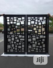 Laser Cut Swing Gates 2.4x4.8 | Doors for sale in Lagos State, Lekki Phase 2