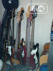 UK Active And Passive Bass Guitar | Musical Instruments & Gear for sale in Lagos State, Ojo