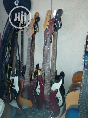 UK Active And Passive Bass Guitar   Musical Instruments & Gear for sale in Lagos State, Ojo
