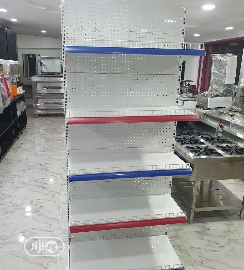 Quality Supermarket Shelf