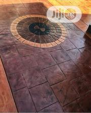 Concrete Stamped Floor | Building Materials for sale in Niger State, Tafa