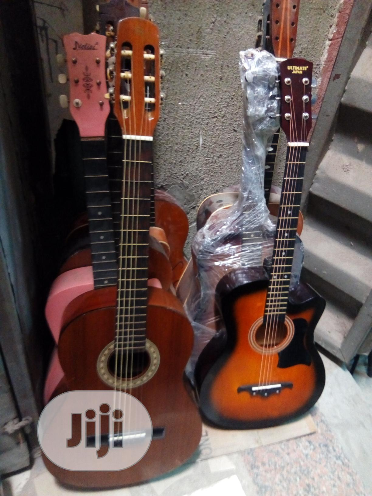 UK Acoustic Lead Guilters | Musical Instruments & Gear for sale in Ojo, Lagos State, Nigeria