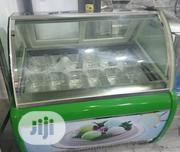 12 Pan Ice Cream Display Freezer | Store Equipment for sale in Lagos State, Lekki Phase 1