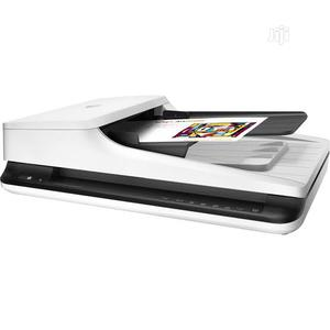 Hp Scanjet 2500 F1 Scanner   Printers & Scanners for sale in Lagos State, Ikeja