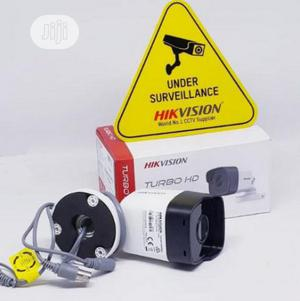 Ds-2ce16d0t-Itfs(3.6mm)2mpturbo HD 30M Exir Audio Mic Bullet   Security & Surveillance for sale in Lagos State, Ikeja