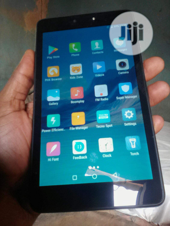 Tecno DroiPad 7E 16 GB Black | Tablets for sale in Ikeja, Lagos State, Nigeria