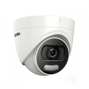 Hikvision CCTV Camera Ds-2ce72dft-f Dome 1080P Smart IR Ip66 | Security & Surveillance for sale in Lagos State, Ikeja